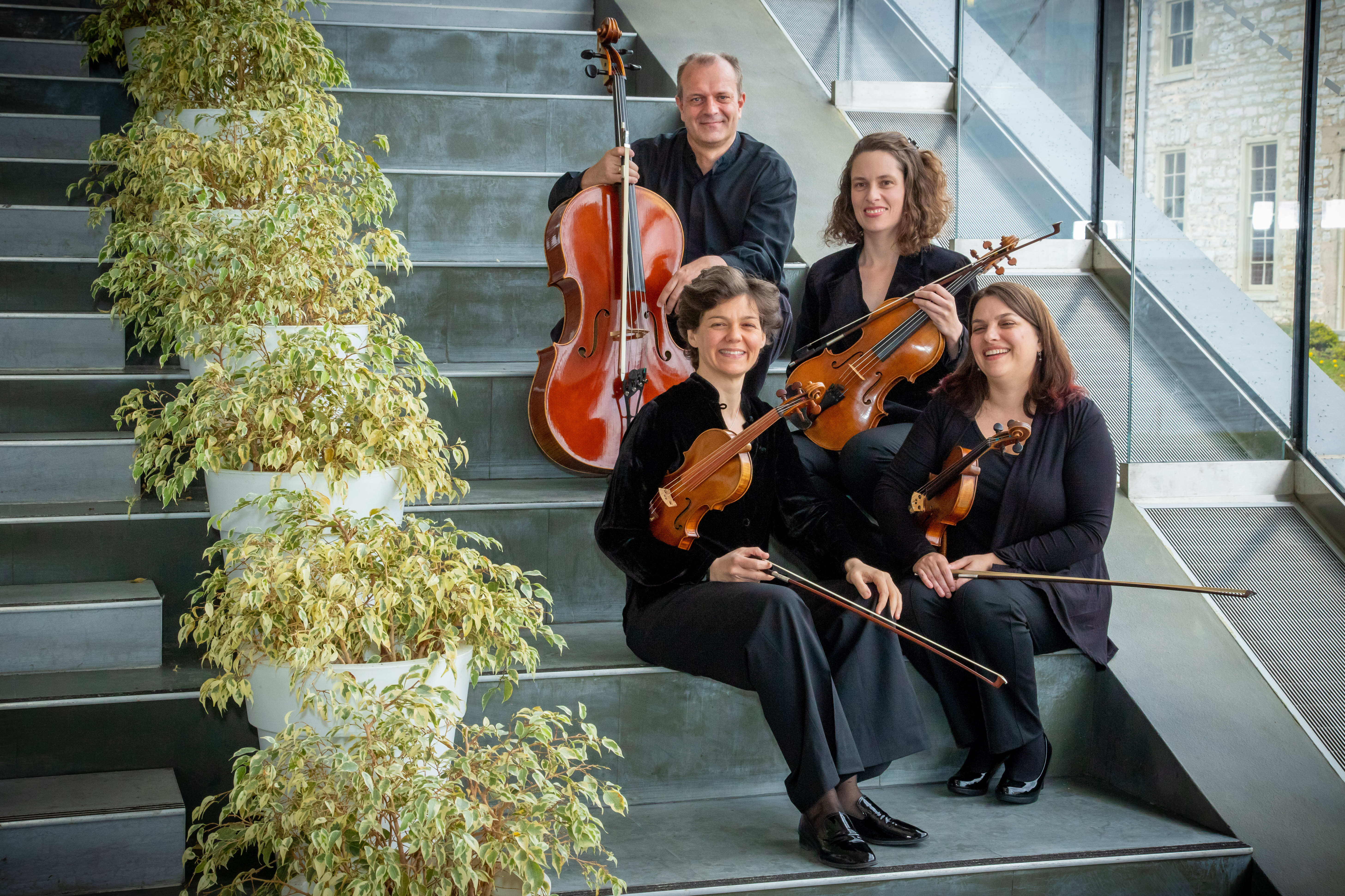 Photo of Isabel Quartet