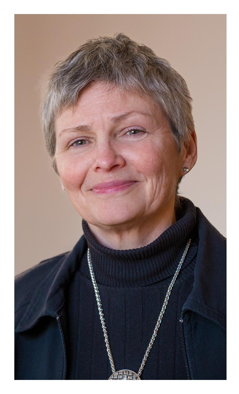 Headshot of Mary Anne