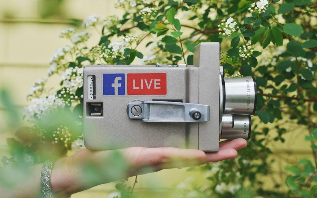 social media live